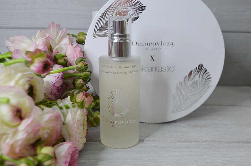 lookfantastic omorovicza limited edition beauty box