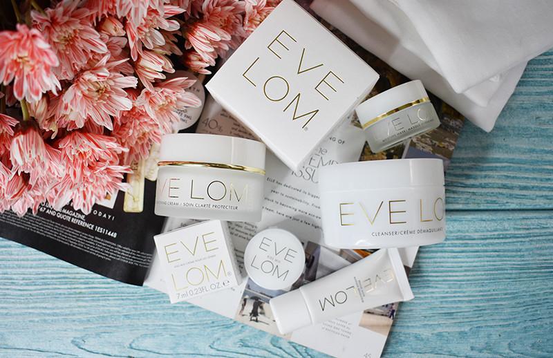 Наполнение LookFantastic x Eve Lom Limited Edition Beauty Box