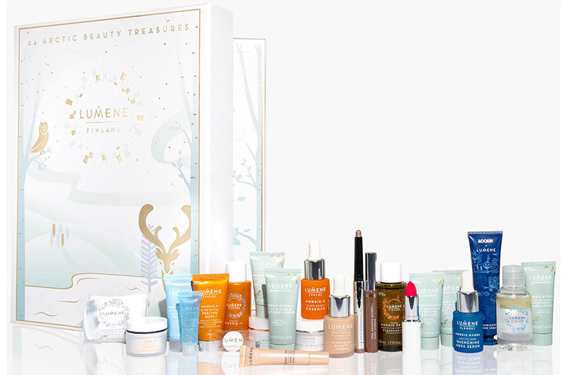 Lumene Beauty Advent Calendar 2018