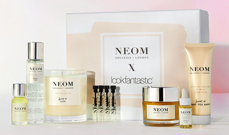 LookFantastic X NEOM Limited Edition Beauty Box