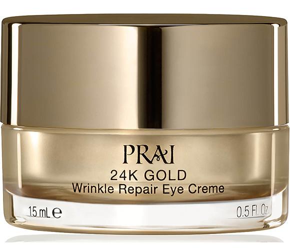 Prai 24K Gold Wrinkle Repair Eye Crème