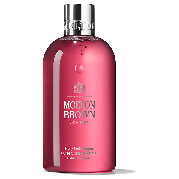 Molton Brown Fiery Pink Bath and Shower Gel