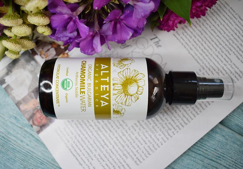 Alteya Organics Certified Organic Chamomile Water Spray