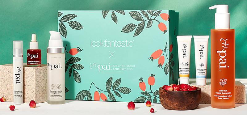 LookFantastic x Pai Limited Edition Beauty Box