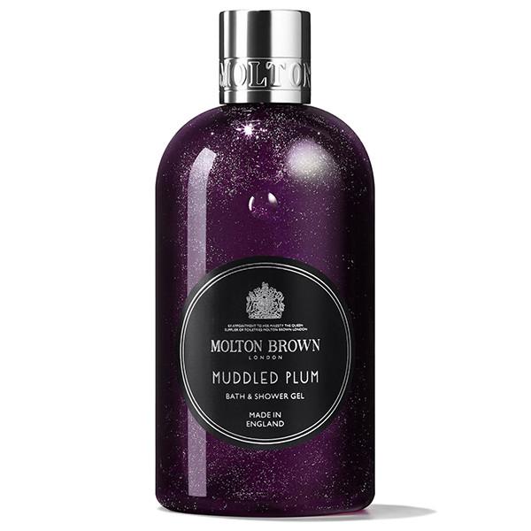 Molton Brown Muddled Plum Bath and Shower Gel