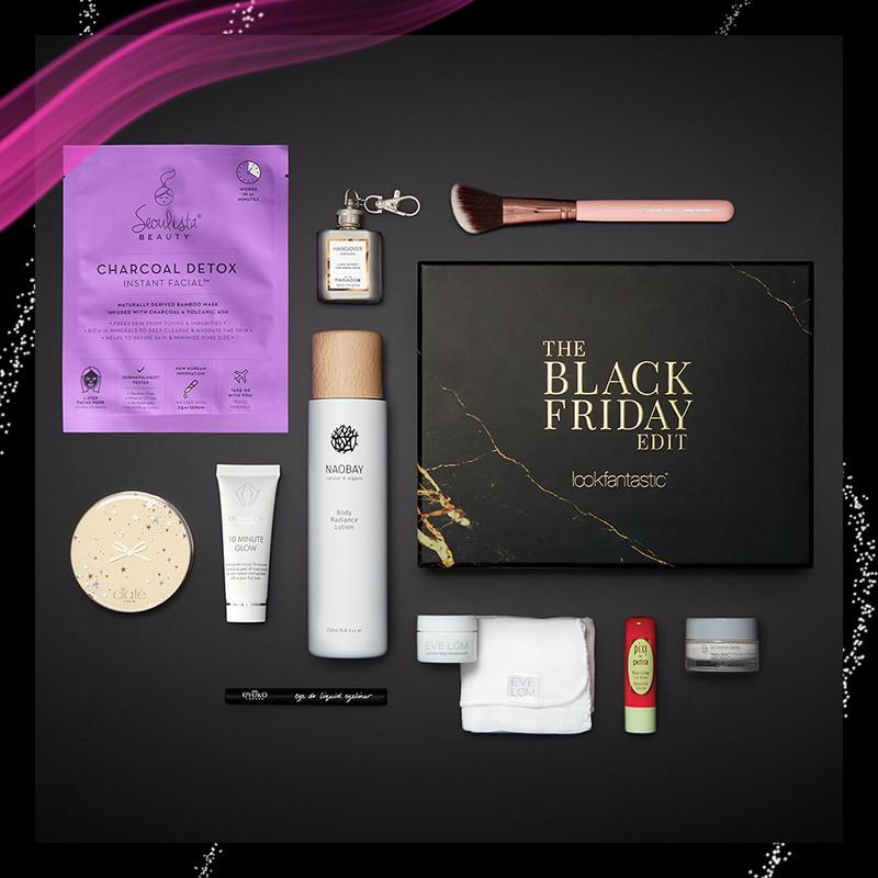 LookFantastic The Black Friday Edit Beauty Box