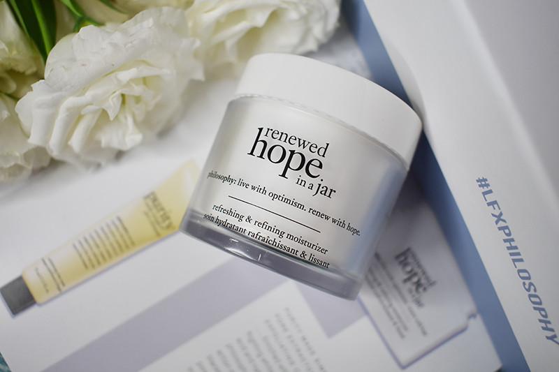 Philosophy Renewed Hope in a Jar Moisturiser