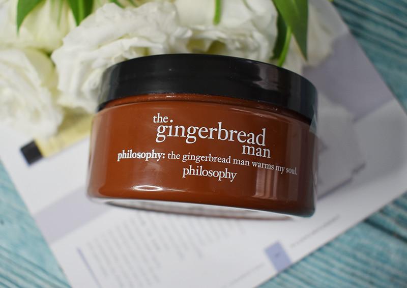 Philosophy the Gingerbread Man Body Souffle