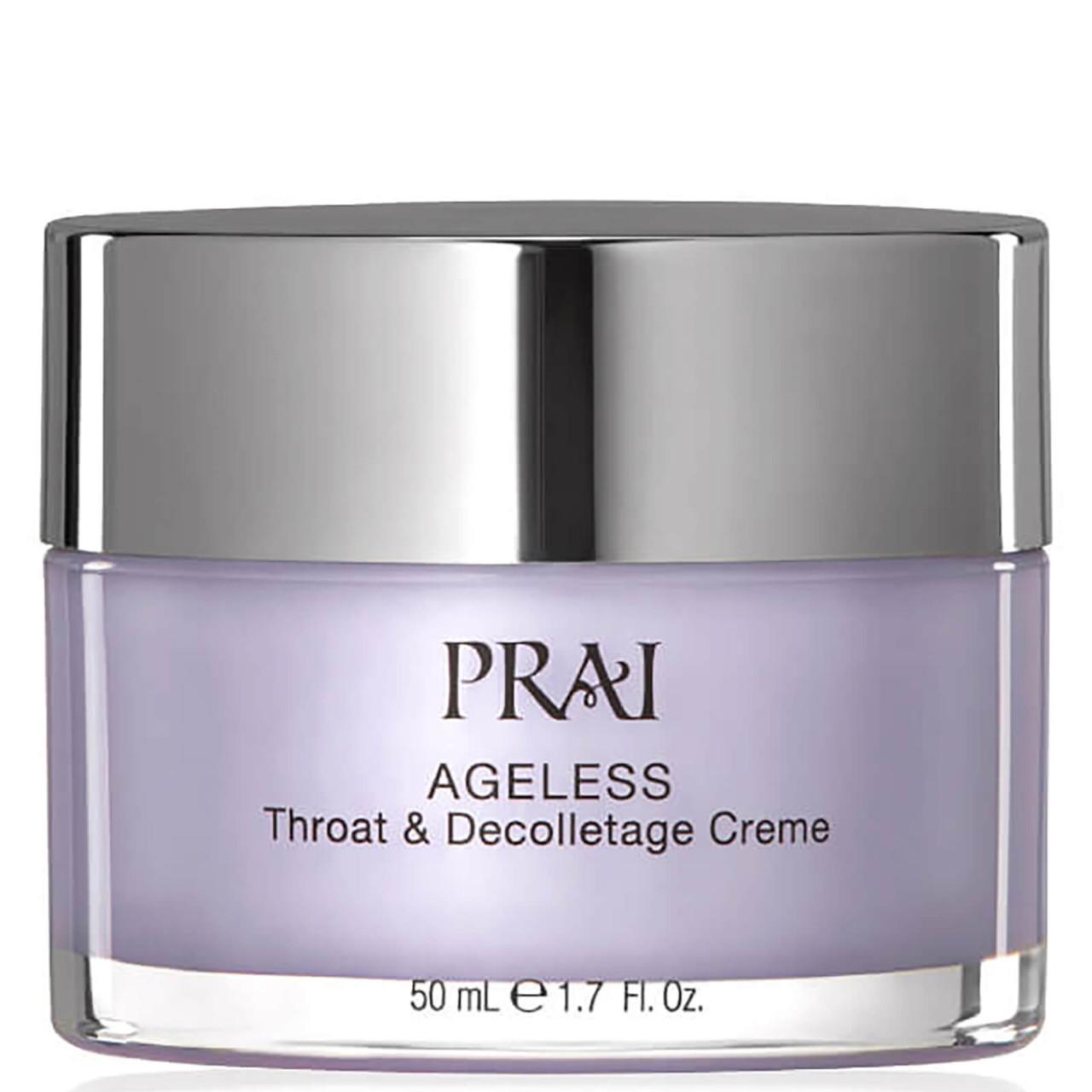 Prai Ageless Throat and Decolletage Night Crème