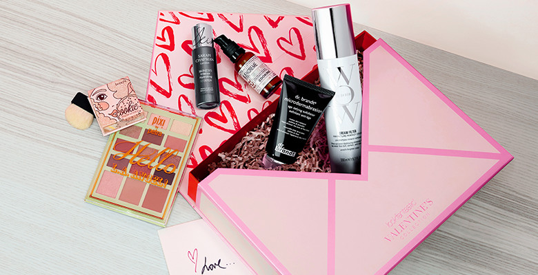 Lookfantastic Valentine's Day Edition 2020 Beauty Box