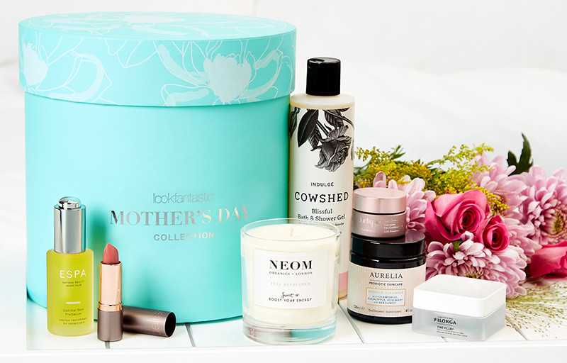 LookFantastic Mother's Day Collection Beauty Box