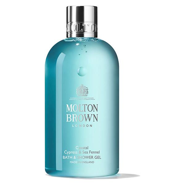 Molton Brown Coastal Cypress & Sea Fennel Bath and Shower Gel
