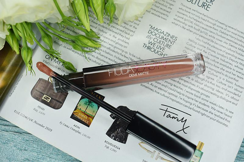 Huda Beauty Demi Matte Cream Lipstick
