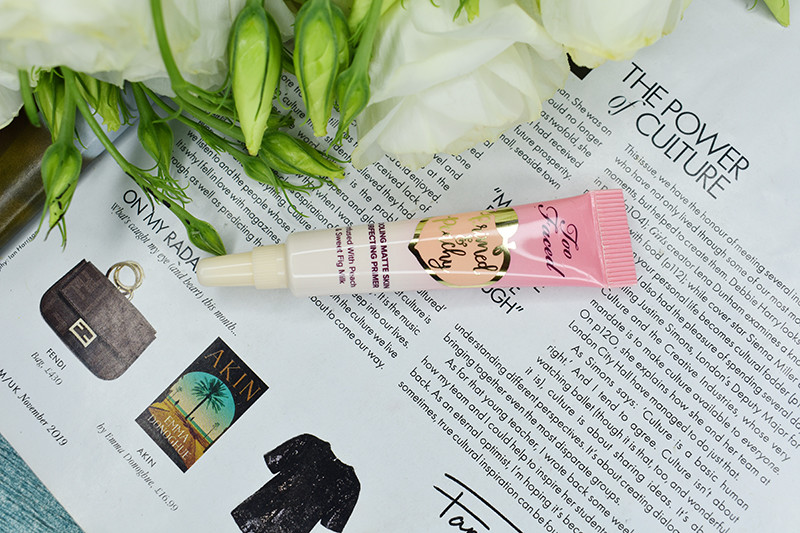 Too Faced Primed and Peachy Matte-Perfecting Primer