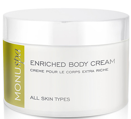 MONUspa Rose & Lemon Enriched Body Cream
