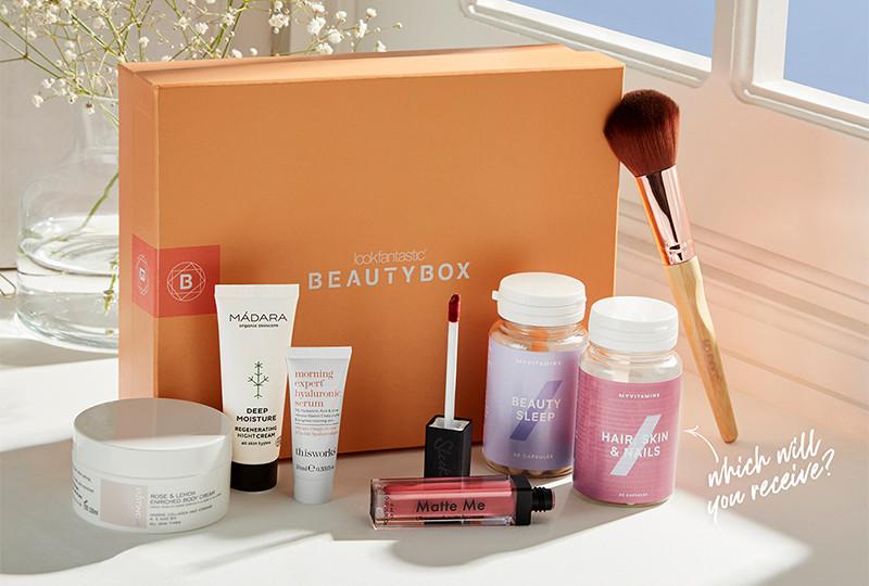 Lookfantastic Beauty Box July 2020