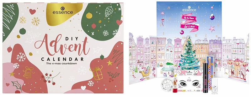 Essence DIY Advent Calendars 2020