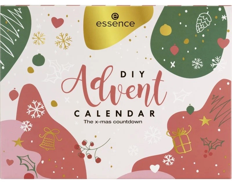 Essence DIY Advent Calendar 2020