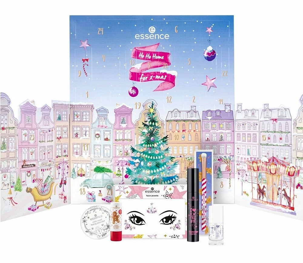 Essence Ho Ho Home For Xmas Calendar 2020