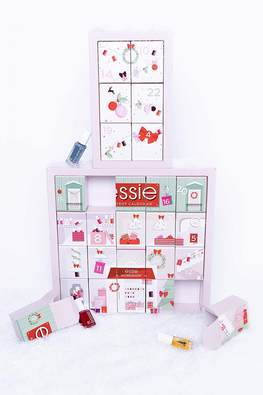 Essie Christmas Workshop Calendar 2020