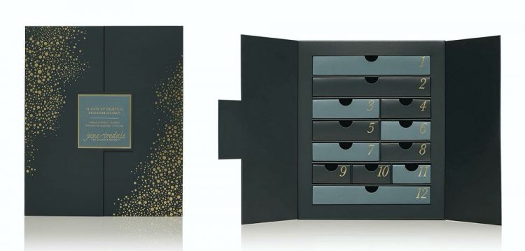 Jane Iredale 12 Days of Celestial Skincare Makeup Advent Calendar 2020