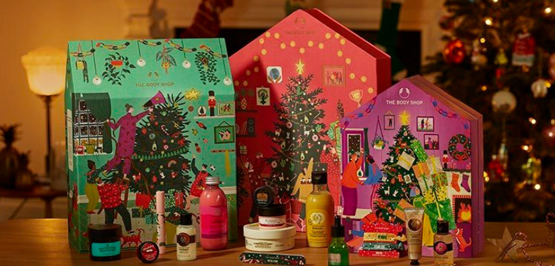 The Body Shop Advent Calendars 2020