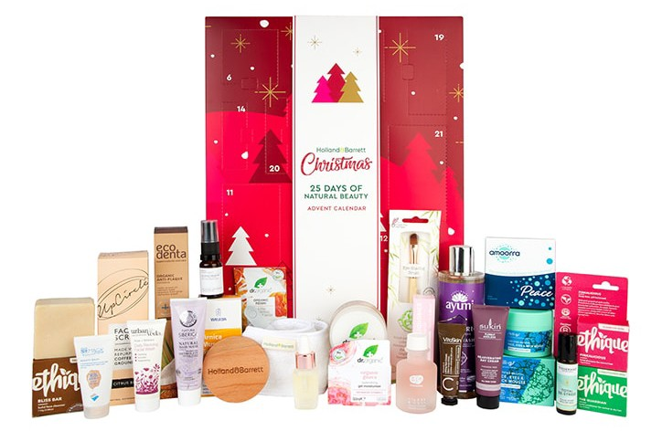 Holland & Barrett Beauty Advent Calendar 2020