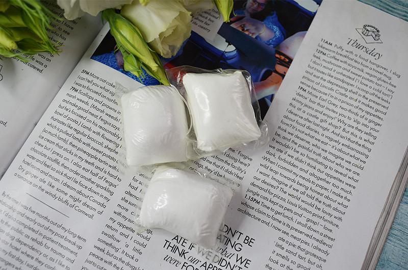 Grab Green Stoneworks Laundry Detergent Pods Rain 50 Loads отзывы
