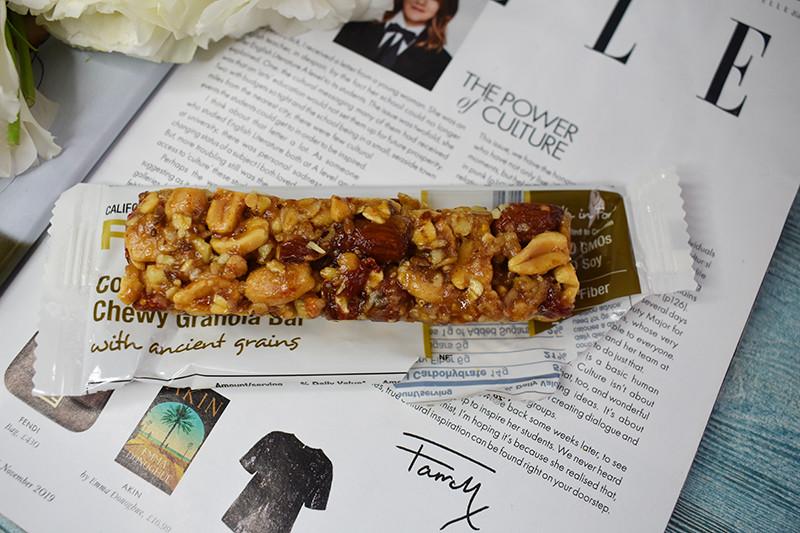 California Gold Nutrition Foods Variety Pack Snack Bars 12 Bars отзывы