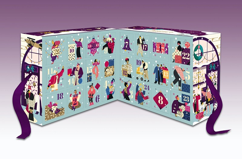 Kiehl's x Selfridges Advent Calendar 2020