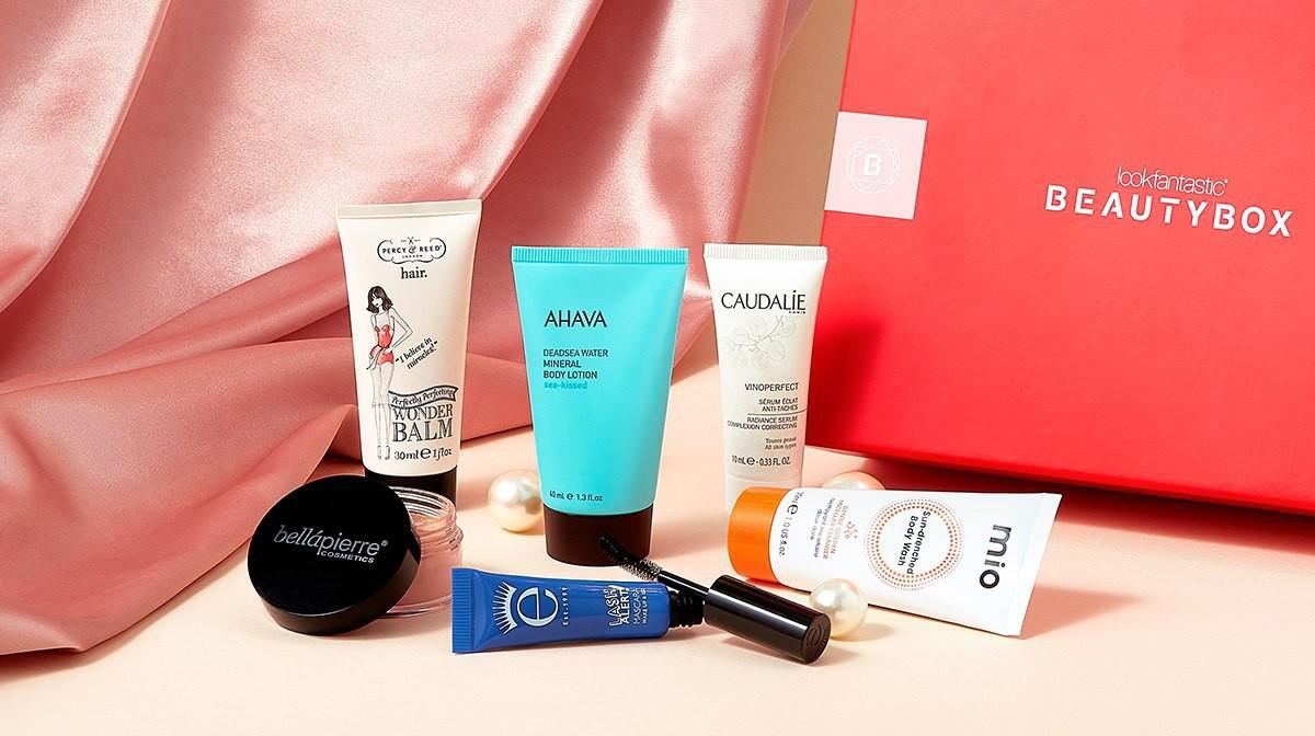 Единоразовая покупка Lookfantastic Beauty Box August 2020