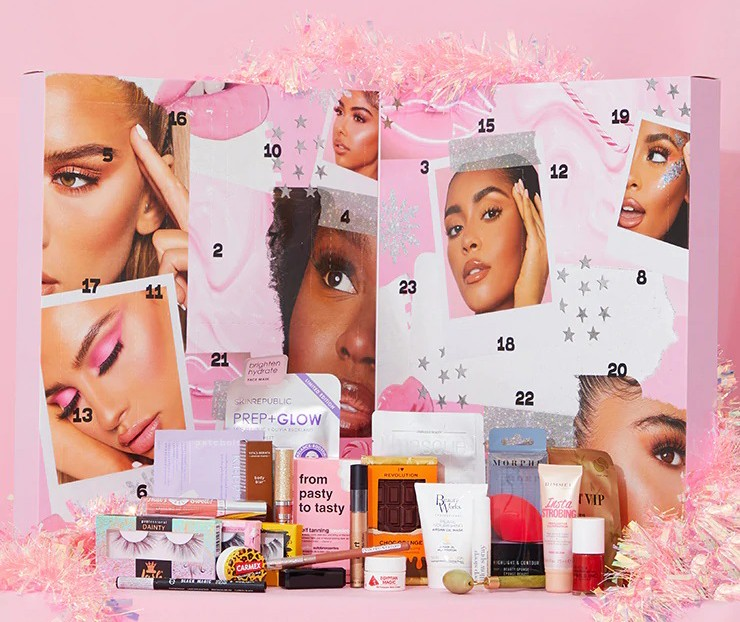 Pretty Little Thing Beauty Advent Calendar 2020