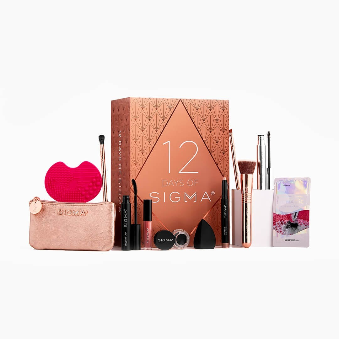 Sigma Beauty Advent Calendar 2020