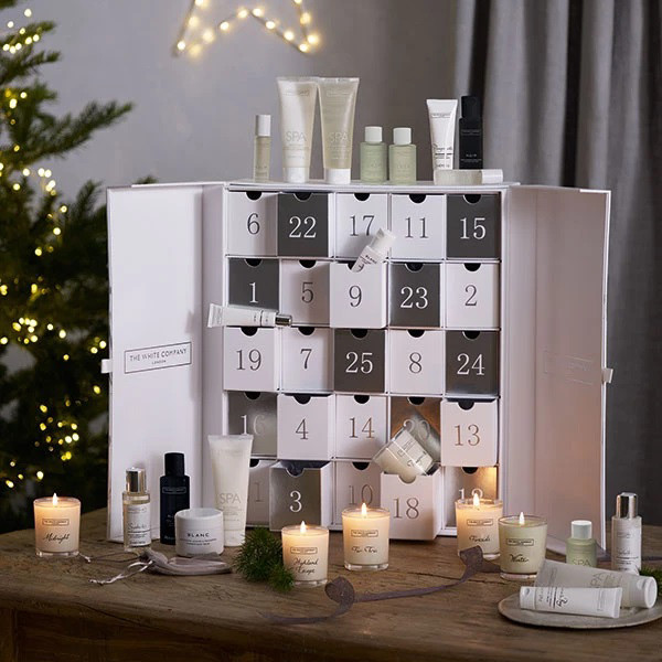 The White Company Beauty Advent Calendar 2020