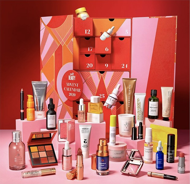 Cult Beauty Advent Calendar 2020