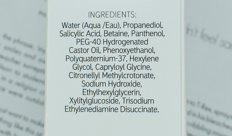 The Inkey List Salicylic Acid Exfoliating Scalp Treatment отзывы
