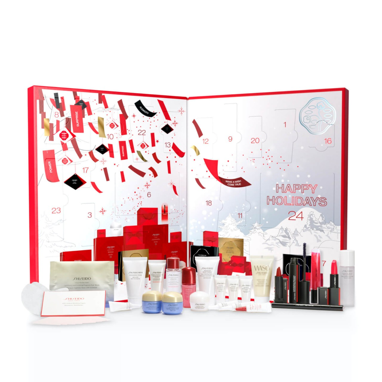 Shiseido Advent Calendar 2020