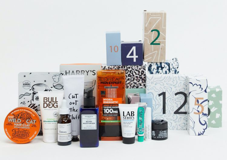Asos Men's Grooming Advent Calendar 2020