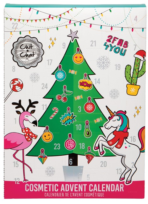 Chit Chat Christmas Advent Calendar 2020