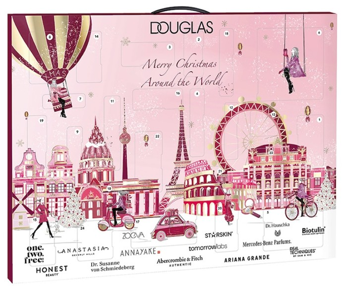 Douglas Merry Christmas Around the World Advent Calendar 2020