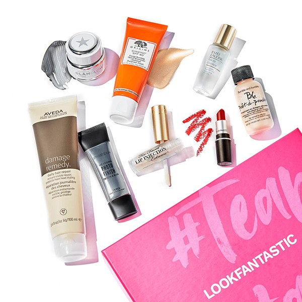 LookFantastic Celebration of Beauty Box