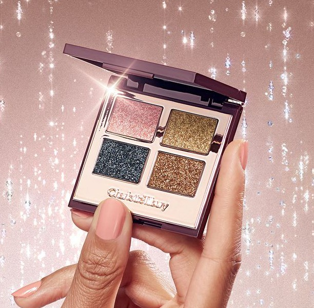 Charlotte Tilbury Luxury Palette of Pops Dazzling Diamonds