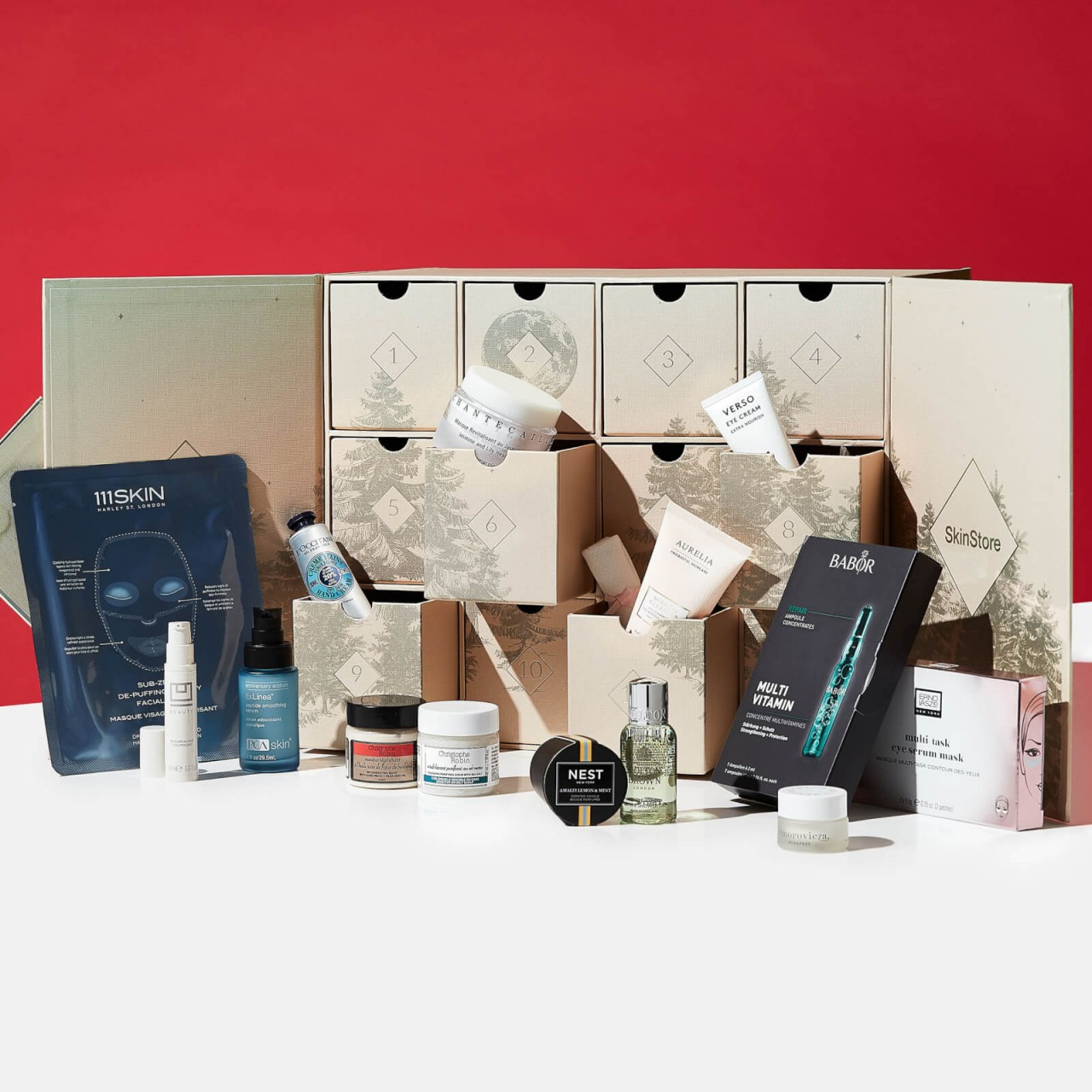 Skinstore Holiday Edit Box 2020