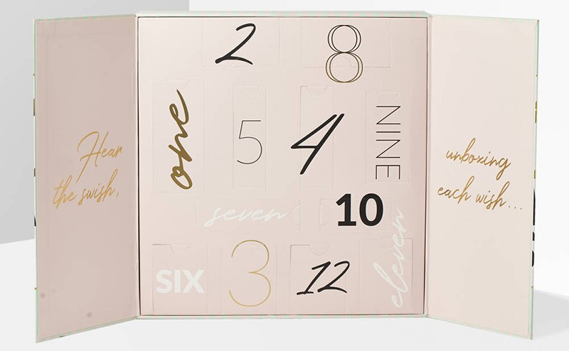 Inglot 12 Wishes Advent Calendar 2020