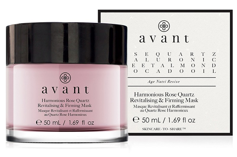 Avant Skincare Harmonious Rose Quartz Revitalising and Firming Mask