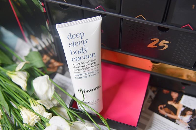 This Works Deep Sleep Body Cocoon