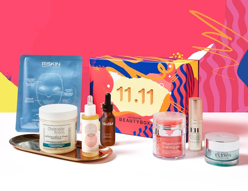 Lookfantastic 11.11 Beauty Box