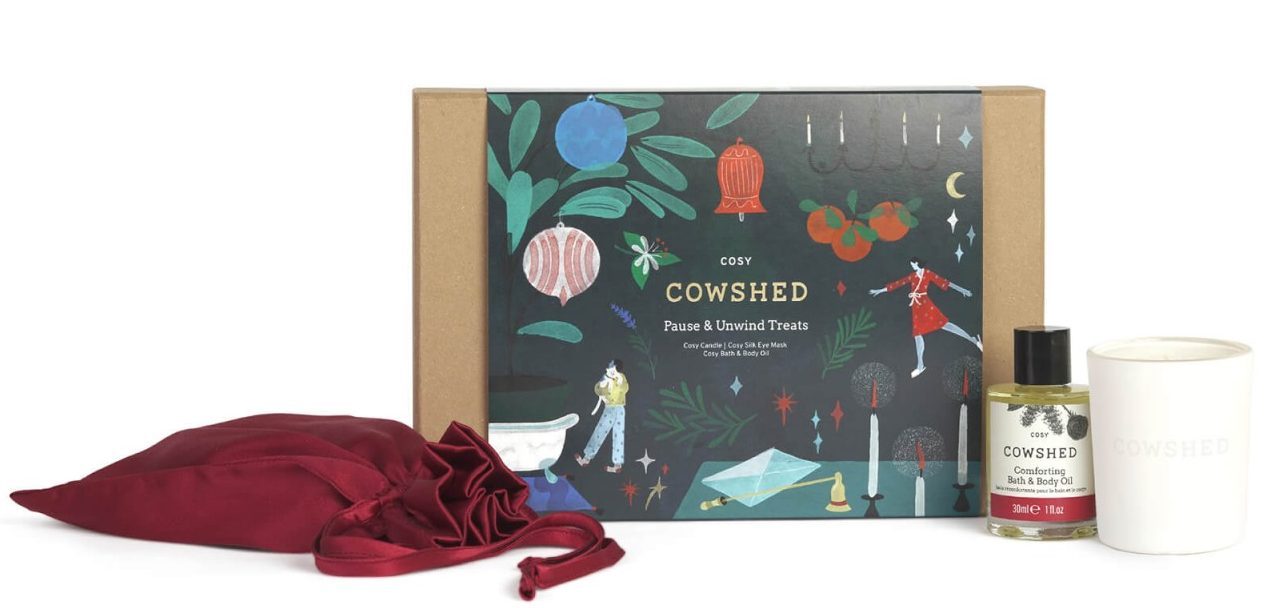 Cowshed Cosy Pause and Unwind Treats