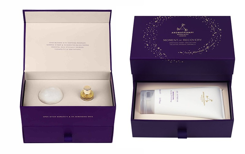 Aromatherapy Associates Moment of Recovery Gift Set