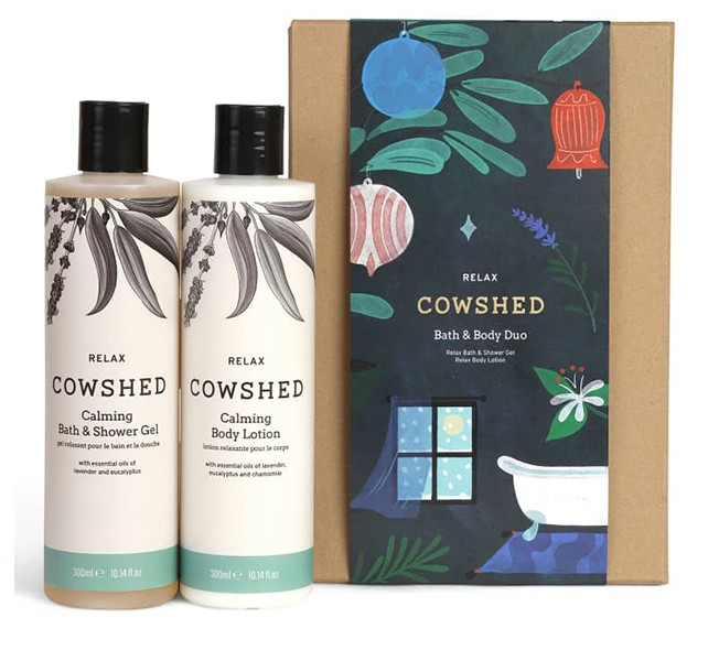 Cowshed Relax Bath & Body Duo